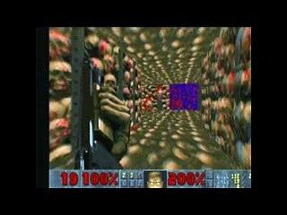 Ducksel Gaming - Classic Doom - E1M10: Sewers