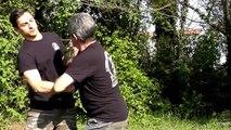 KRAV MAGA TRAINING • Prisoner! Disarm an M4 in the Back • Kapap