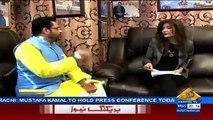 Hamain aesa hi aadmi chahye jo nashay mein dhut ho _ Amir Liaquat defending Altaf Hussain & badly criticizing Kamal