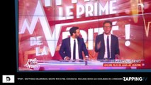 TPMP, le Prime de la Vérité : Matthieu Delormeau excité par Cyril Hanouna, malaise dans les coulisses de l'émission (Vidéo)