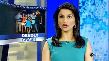 Boston Bombing Survivor Killed in Crash