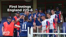 Highlights from Sharjah, where England lost by 3 wickets to Pakistan in the Deaf ICC Championship Final.