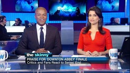 Downton Abbey Series Finale   ABC News