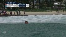 Surf - Quiksilver Pro Gold Coast - Joel Parkinson en quarts !