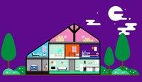 Homelive : pilotez votre maison depuis votre mobile