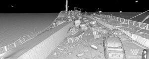 London Has Fallen VFX Breakdown Chelsea Bridge Sequence