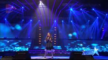 Paula Ivaniš - Time After Time/Cindy Lauper (RTL Zvjezdice S2 E5 10.03.2016.)