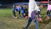 """Vannes. Au rugby, les filles """"s'envoient"""" comme les garçons"""