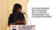 Les partenaires de la Semaine de la Langue française et de la Francophonie