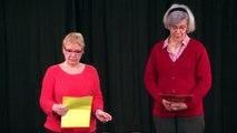 Camion des mots - Grand Public à Olivet (45) - Mme Kremer et Mme Ruaud