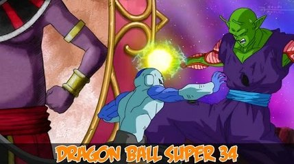 Review Dragon Ball Super Episode 34