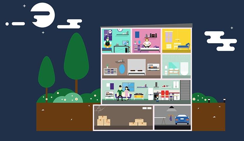 Livebox - Wi-Fi : un très haut débit pour toute la famille