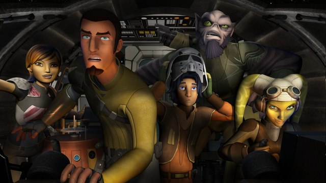 Star Wars Rebels Season 2 Episode 19