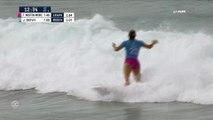 Surf - Roxy Pro Gold Coast - Johanne Defay en mode Jérémy Florès