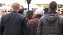 Bağlar'da Şehit Olan Özel Harekat Polisi Ebubekir Durmuş İçin Tören Düzenlendi