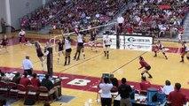UGA Volleyball: DAWGumentary Tirah Leau: 2014