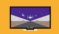 Nouveau Décodeur TV - Image Ultra HD