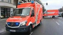 News : Une voiture explose dans le centre de Berlin, le conducteur tué !