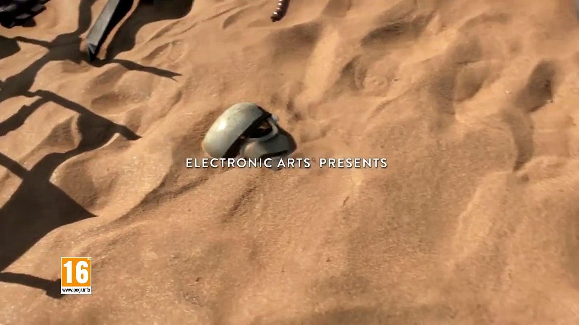 Star Wars Battlefront трейлер битвы на Jakku [ STAR WARS Battlefront ] Trailer Battle of Jakku