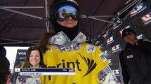 Snow Halfpipe - Victoire de Kelly Clark avec 94.50