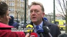 """Bruxelles : """"2 suspects sont retranchés dans un immeuble"""", selon le bourgmestre de Forest"""