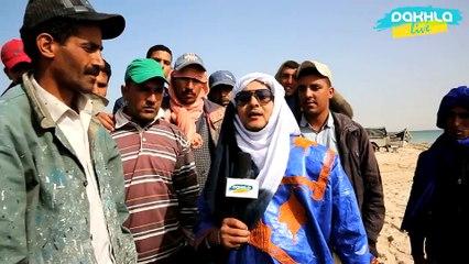 La population de  Dakhla salue la tenue du Forum Crans Montana 2016 #CMF16 #Dakhla #Morocco #westernsahara