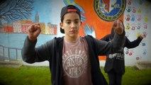 Collège Camille Guérin Poitiers danse contre le racisme- Concours Nous autres