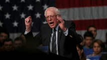Sanders explains shift from Independent to Democrat