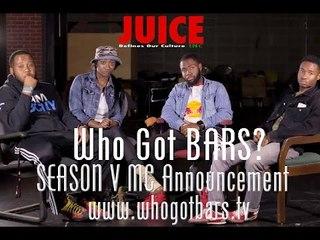 Who Got BARS? Season V MCs Announcement