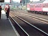 740 898-2 Čechomor v Poprade na koncertovom vlaku skupiny do Košíc