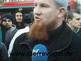 Pierre Vogel beantwortet Fragen zu Scharia, Grundgesetz und Integration - HR Interview (30.10.2010)