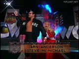 Arn Anderson & Steve McMichael vs Eddie Guerrero & Jeff Jarrett, WCW Monday Nitro 20.01.1997