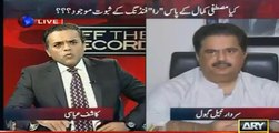 Nabeel Gabol Telling ABOUT  the truth STORY about Altaf Hussain