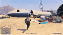 GTA 5 Online Boneyard Survival Invincibility/WallBreach Glitch Xbox 360,XB1,PS3,PS4,PC