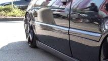 VW Volkswagen Golf İ MK 3 Low / Airride / rollcage / Porsche wheels