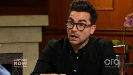 'Schitt's Creek' Star Dan Levy On Playing Pansexual