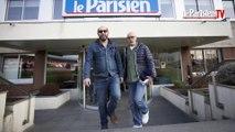 Kad Merad et Patrick Bosso : les «Marseillais» débarquent au Parisien