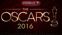 Watch The Oscars 2016 Live Online 88th Academy Awards Streaming