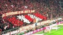 FC Bayern München Vs TSG 1899 Hoffenheim 2 0 ULTRAS MÜNCHEN Bundesliga 31/1/16