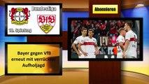 Bayer Leverkusen vs VfB Stuttgart 4:3 • Bayer erneut mit verrückter Aufholjagd