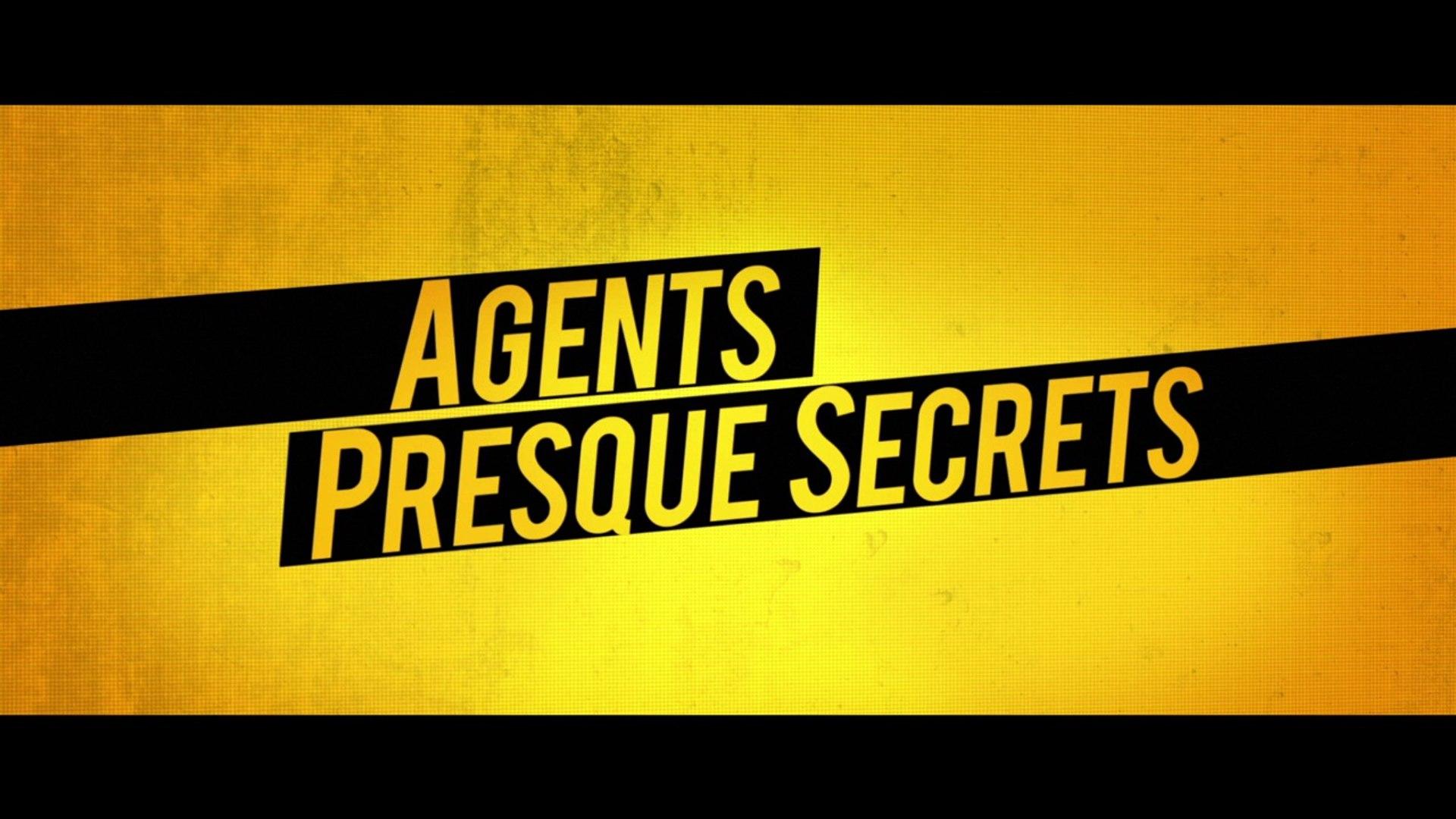 Agents Presque Secrets (2016) Bande Annonce VF - HD