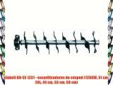 Einhell BG-ES 1231 - escarificadores de césped (1200W 31 cm 28L 44 cm 33 cm 59 cm)