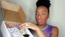 Unboxing   Kolour Conscious Box (Natural Hair, Beauty & Lifestyle Products)