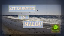 "Kitesurfing in Malibu, Ultra Short (Сверх короткометражный фильм ""Кайтсерфинг в Малибу"") [2016]"