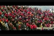 Ultras Devils In Itti7ad Match In Cairo