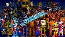 Fnaf world/nuevo juego/info/animatronics/cuando sale?/five nights at freddys world