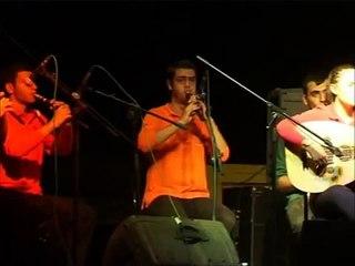 """Van project"" in Dersim, Munzur Festival (Ovacık, July 29, 2011) - part 1"
