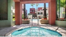 Hotels in Los Angeles The Amethyst Downtown Culver City Luxury Apartment California