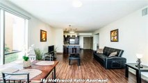 Hotels in Los Angeles The Hollywood Retro Apartment California