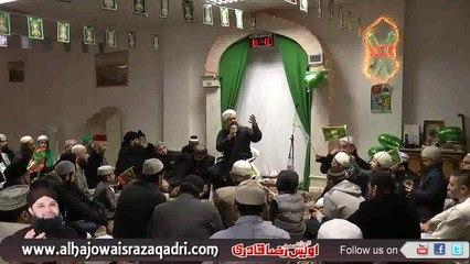 Jashn-e-Eid Milad un Nabi 1437 Hijri Mehfil E Naat In Bury UK (07 Jan 2016)